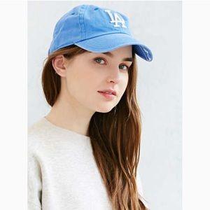 LA dodgers vintage hat